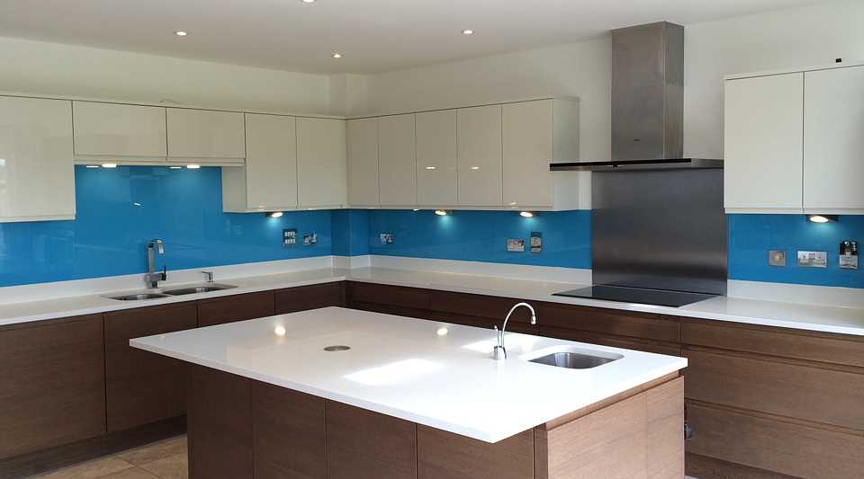 Bespoke Glass Splashbacks Coventry Available In Any Colour